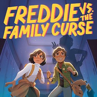 Tracy Badua Pre-order FREDDIE VS. THE FAMILY CURSE Link Thumbnail | Linktree