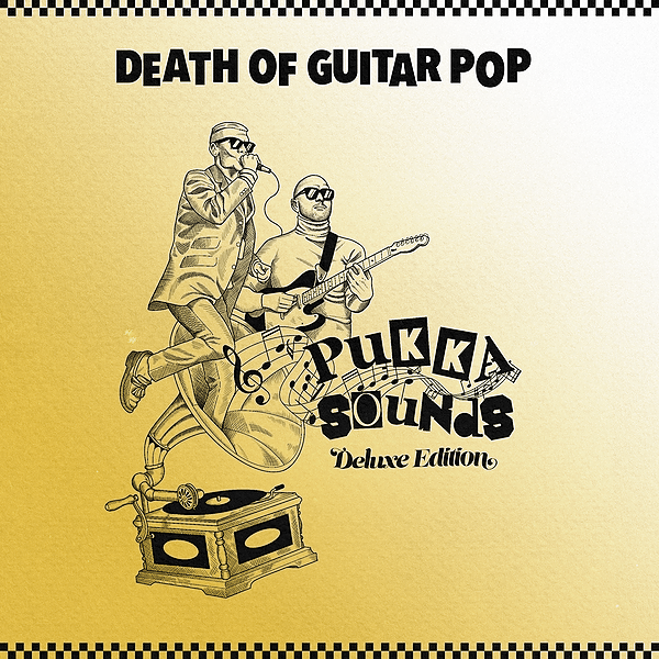 DEATH OF GUITAR POP (DeathofGuitarPop) Profile Image | Linktree