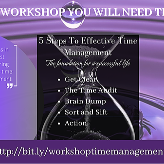 Time Mastery Workshop
