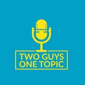 @TwoGuysOneTopic Profile Image | Linktree