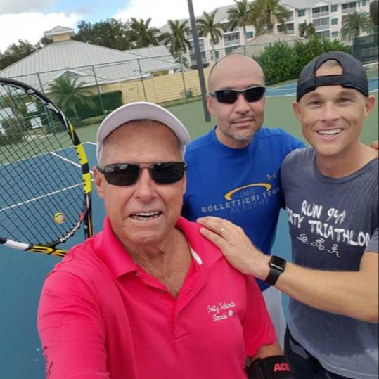 Private Tennis Coaching $60.00