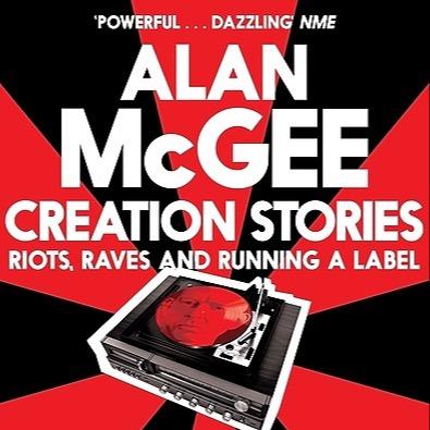 Alan McGee Creation Records
