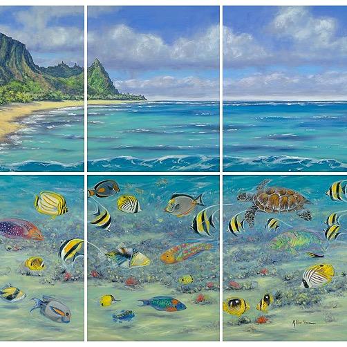 Kristen Olson Stone Fine Art NFT Art Gallery Link Thumbnail | Linktree