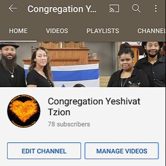 @YeshivatTzion Tzion YouTube Link Thumbnail | Linktree