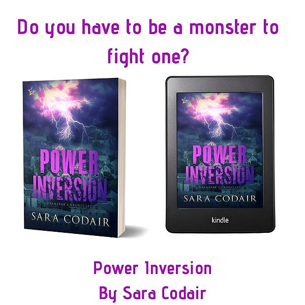 Power Inversion (Evanstar Chronicles 2)
