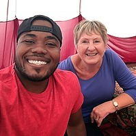 The Atlantic A Friendship Baked in the Great British Bake Off Tent Link Thumbnail | Linktree