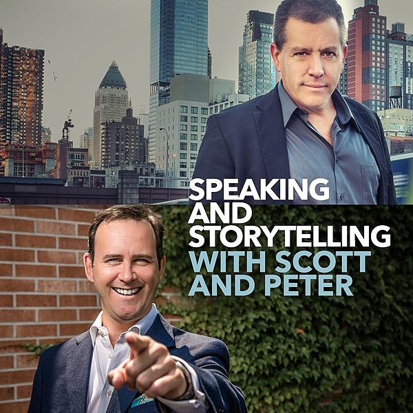 The Speaking and Storytelling Course with Scott Monty and Peter Shankman