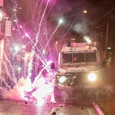 Northern Ireland unrest: why has violence broken out?