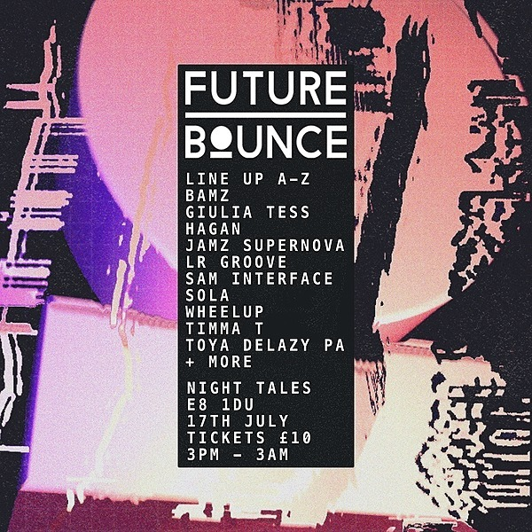 ON SALE: Future Bounce Day & Night Party