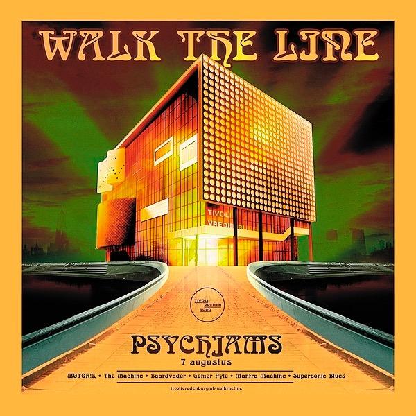 The Machine Tickets   Walk The Line : Psych Jams (TivoliVredenburg, Utrecht (NL) Link Thumbnail   Linktree