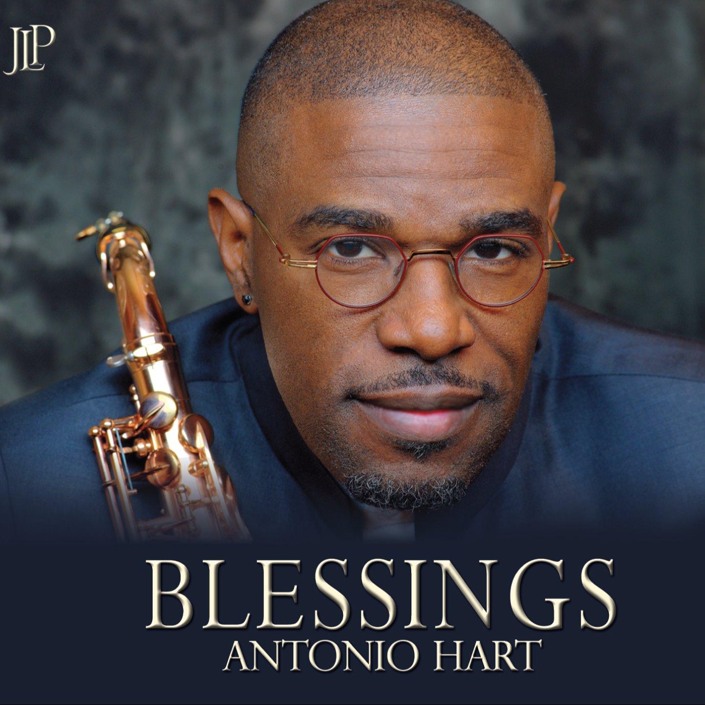 Jazz Legacy Productions BLESSINGS Antonio Hart Link Thumbnail | Linktree