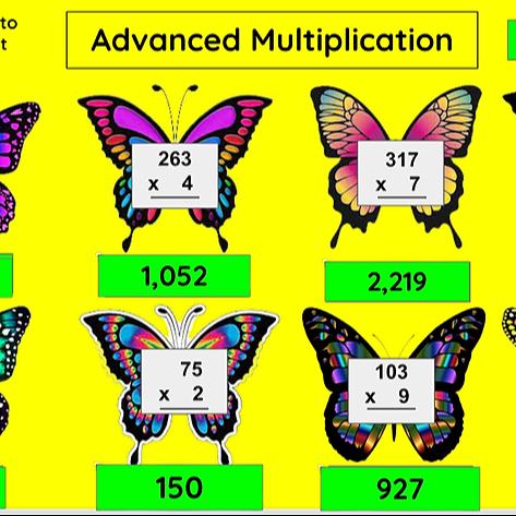 Miss Hecht Teaches 3rd Grade Advanced Multiplication  Link Thumbnail | Linktree