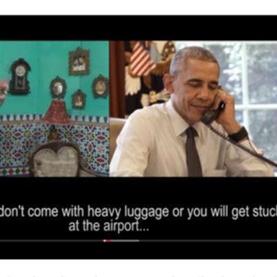 @NBCNews: Thin-Slicing a Presidential Trip to Cuba