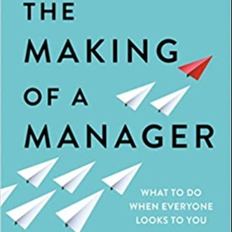 """#06 Ane Silva - livro 2 """"The Making of a Manager"""""""