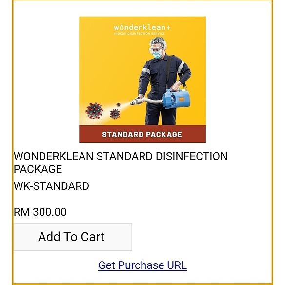 @WonderKlean by zznadiah Add to Cart Link Thumbnail   Linktree