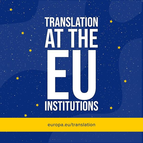 @translatingforeurope Translation at EU institutions Link Thumbnail   Linktree