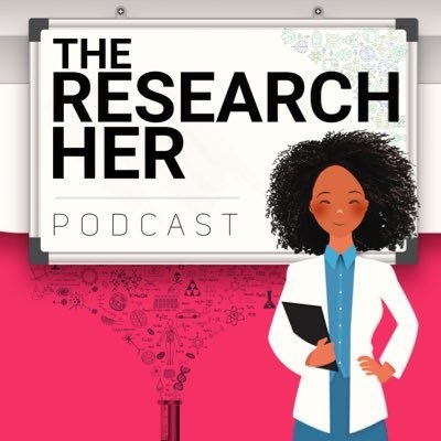 @kellythescientist My ResearchHer Podcast Episode Link Thumbnail   Linktree