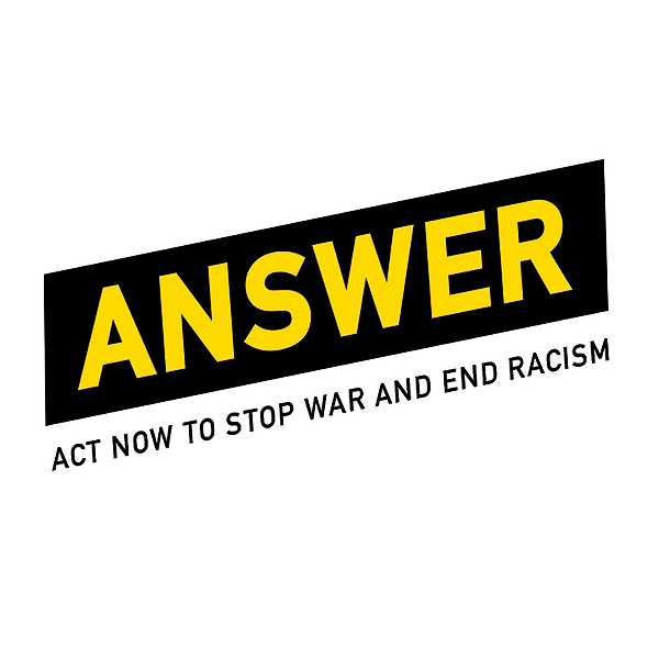ANSWER Coalition - Los Angeles (answerla) Profile Image   Linktree