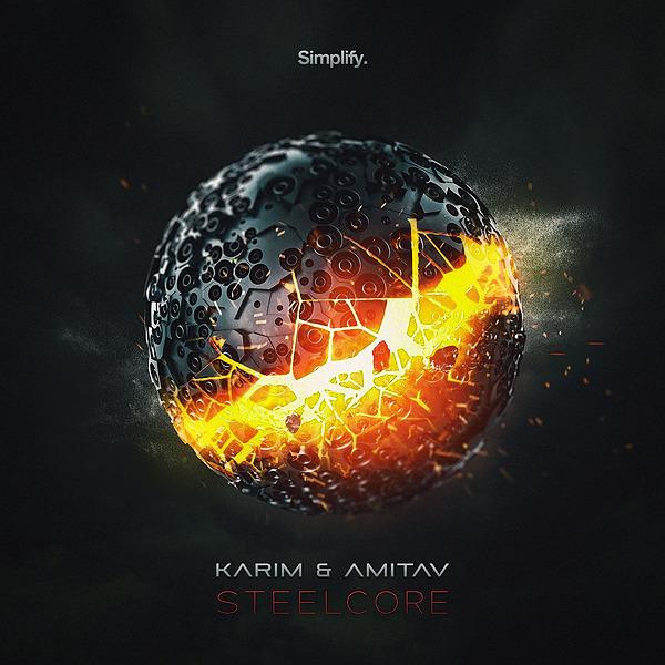 @simplifyrecs ❗ PRE - SAVE❗ Karim & Amitav - Steelcore Link Thumbnail | Linktree