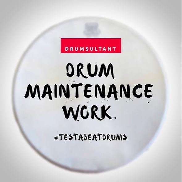Nate Testa - The Drumsultant Drum Maintenance Work Link Thumbnail | Linktree