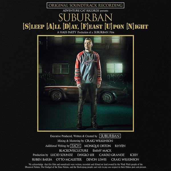 Suburban The Soundtrack Link Thumbnail | Linktree