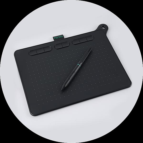 @parblotech USA - Ninos M/S  Drawing Tablet Link Thumbnail | Linktree