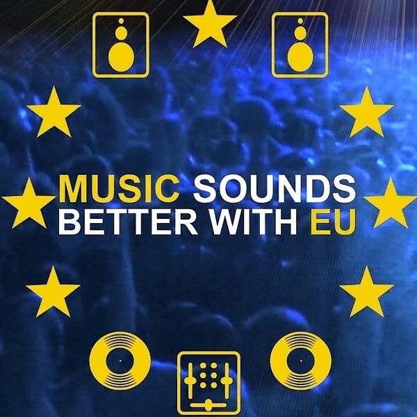 www.UKRejoinTheEU.com Music Sounds Better With EU Link Thumbnail | Linktree