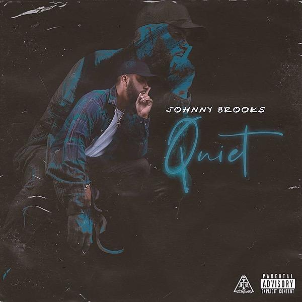 Johnny Brooks - Quiet (Single) Deezer Link Thumbnail | Linktree