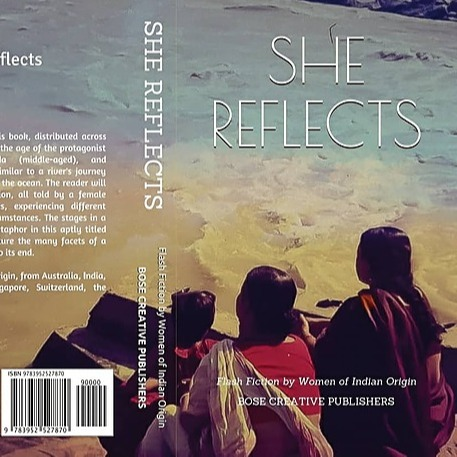@BCPublishers She REFLECTS: Paperback (Germany) Link Thumbnail | Linktree