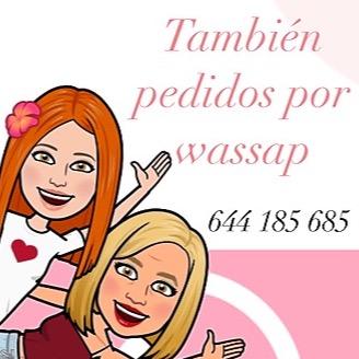 Vivi & Manuela Contáctanos. Puedes hacer tus pedidos por whatsapp Link Thumbnail | Linktree