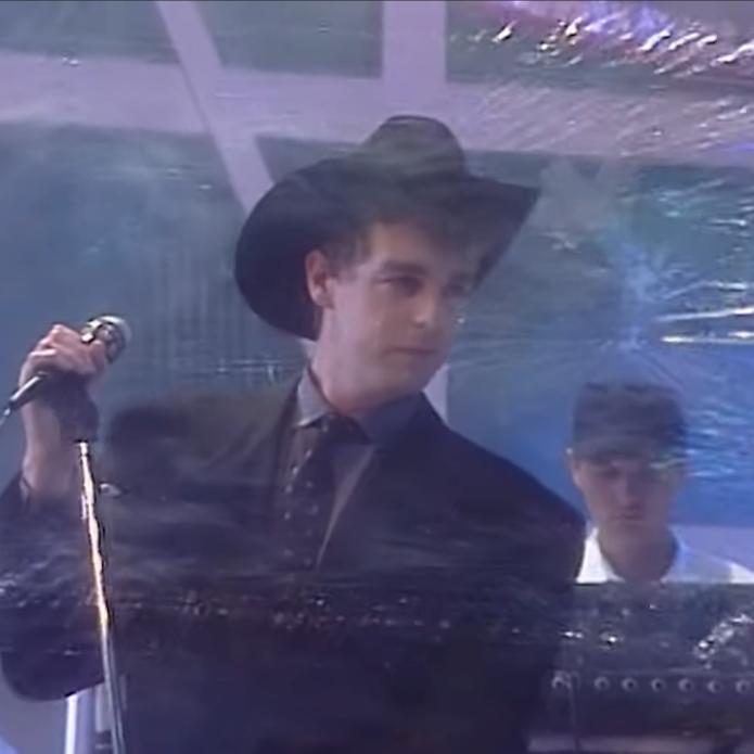 Pet Shop Boys on Peter's Pop Show (1986/1987)