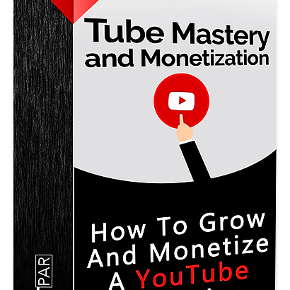 Youreduclub Store Youtube Mastery and Monetisation Link Thumbnail | Linktree