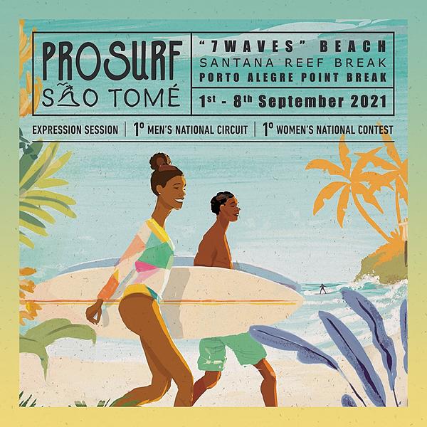 Pro Surf São Tomé 2021 (prosurfst) Profile Image | Linktree