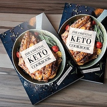 Weight loss The Essential Keto Cookbook (Physical) - Free + Shipping Link Thumbnail | Linktree