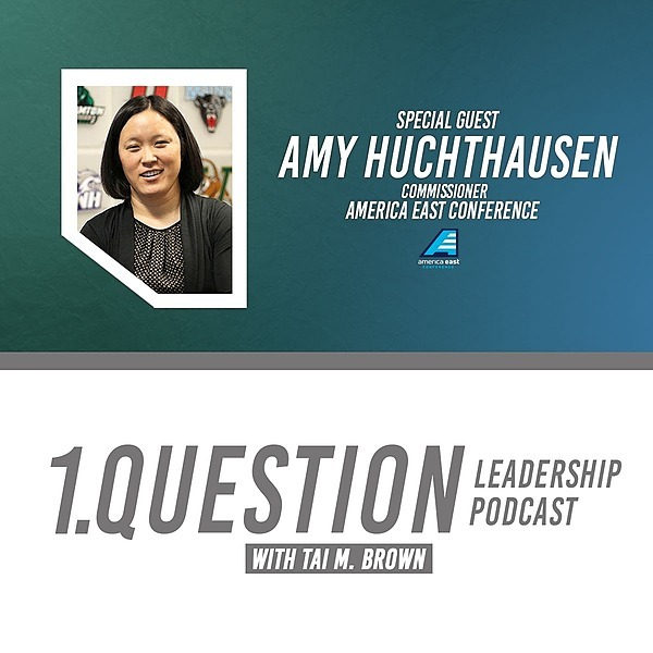 Amy Huchthausen | Commissioner | America East Conference