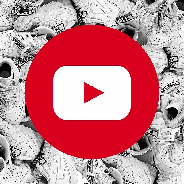 Parpaing Papier Notre chaîne YouTube Link Thumbnail | Linktree