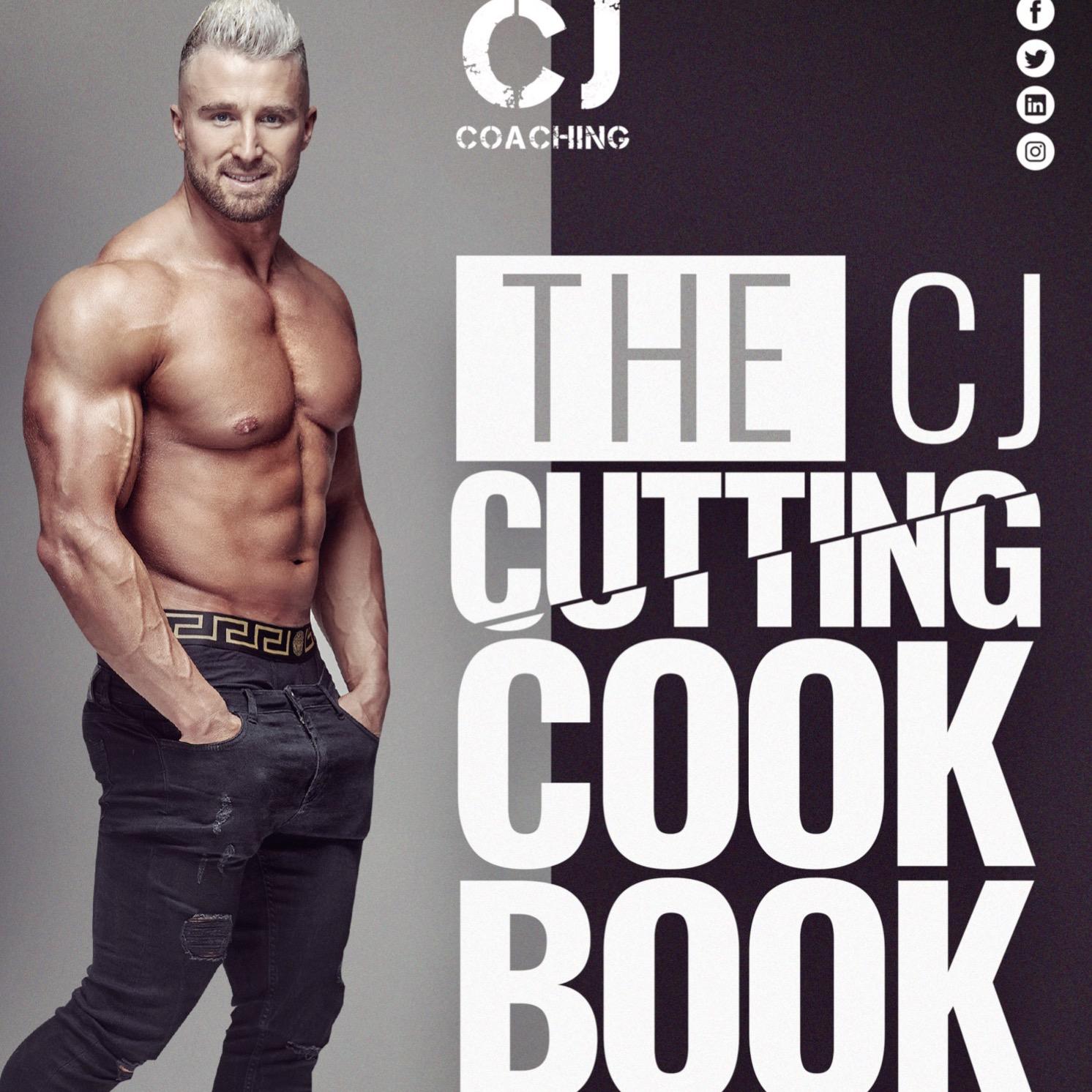 CJ Cutting Cook Book