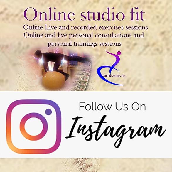 @Onlinestudiofit Instagram Online Studio Fit Link Thumbnail | Linktree