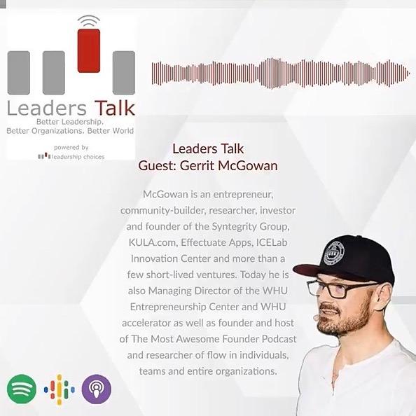 @gerritmc INTERVIEW: Leaders Talk Podcast Link Thumbnail   Linktree