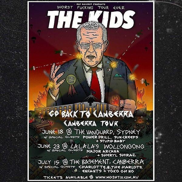 THE KIDS @LA LA LAS 23RD