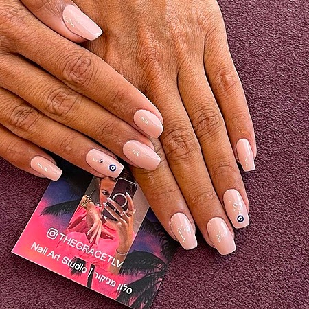 @thegracenyc TLV NAILS Appointment Link Thumbnail   Linktree