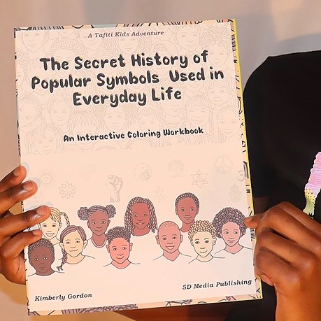 Kimberly J Gordon Secret History of Symbols used in Everyday Life Link Thumbnail   Linktree