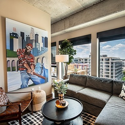 Andrew J. Young Andrew & Jeremy's Minneapolis Condo - Book Direct (best rate) Link Thumbnail | Linktree