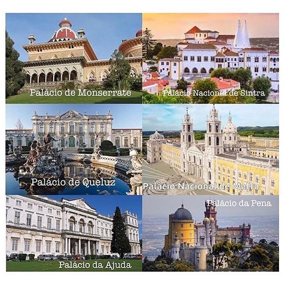 Visita Virtual a 6 Palácios de Portugal🏰
