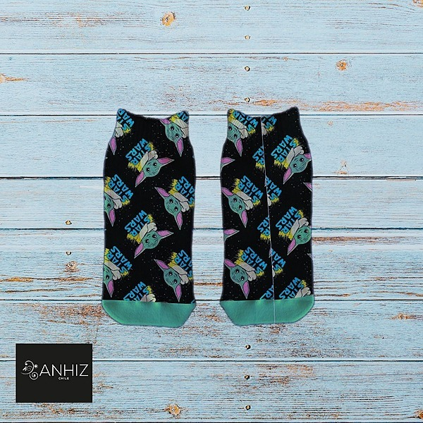 @anhiz Calcetines personalizados Link Thumbnail   Linktree