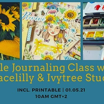 Bible Journaling Class with Gracelilly & Ivytree Studio