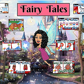 Miss Hecht Teaches 3rd Grade Fairy Tales Link Thumbnail | Linktree