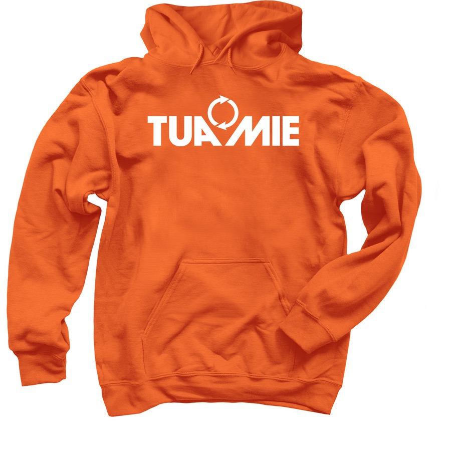 TUAMIE - VINYL HOODIE