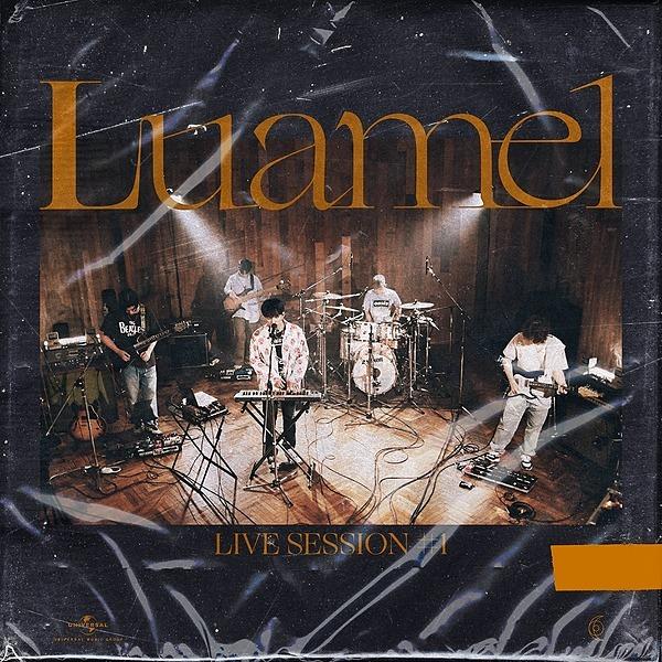 LUAMEL Live Session #1 Link Thumbnail   Linktree