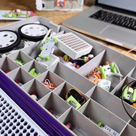 STEM Education Works Sphero & littleBits Products Link Thumbnail | Linktree